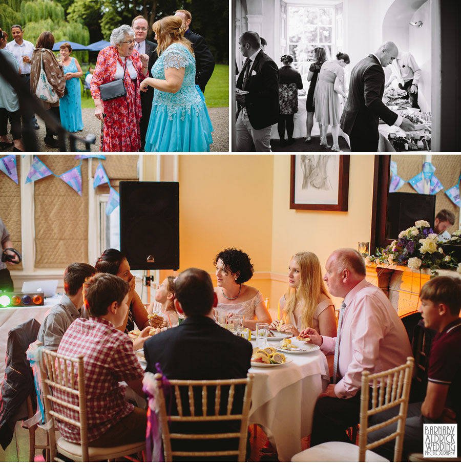 The Old Deanery Ripon Wedding Photography by Yorkshire Wedding Photographer Barnaby Aldrick 041