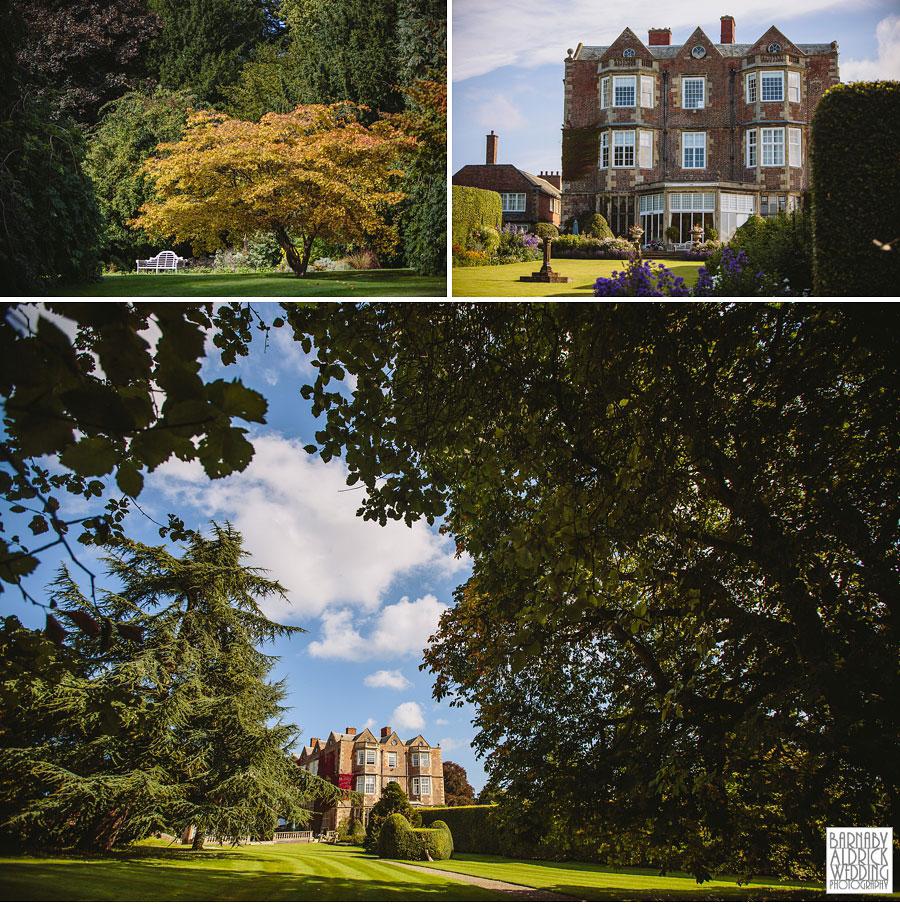 Goldsborough Hall Wedding Photography 003