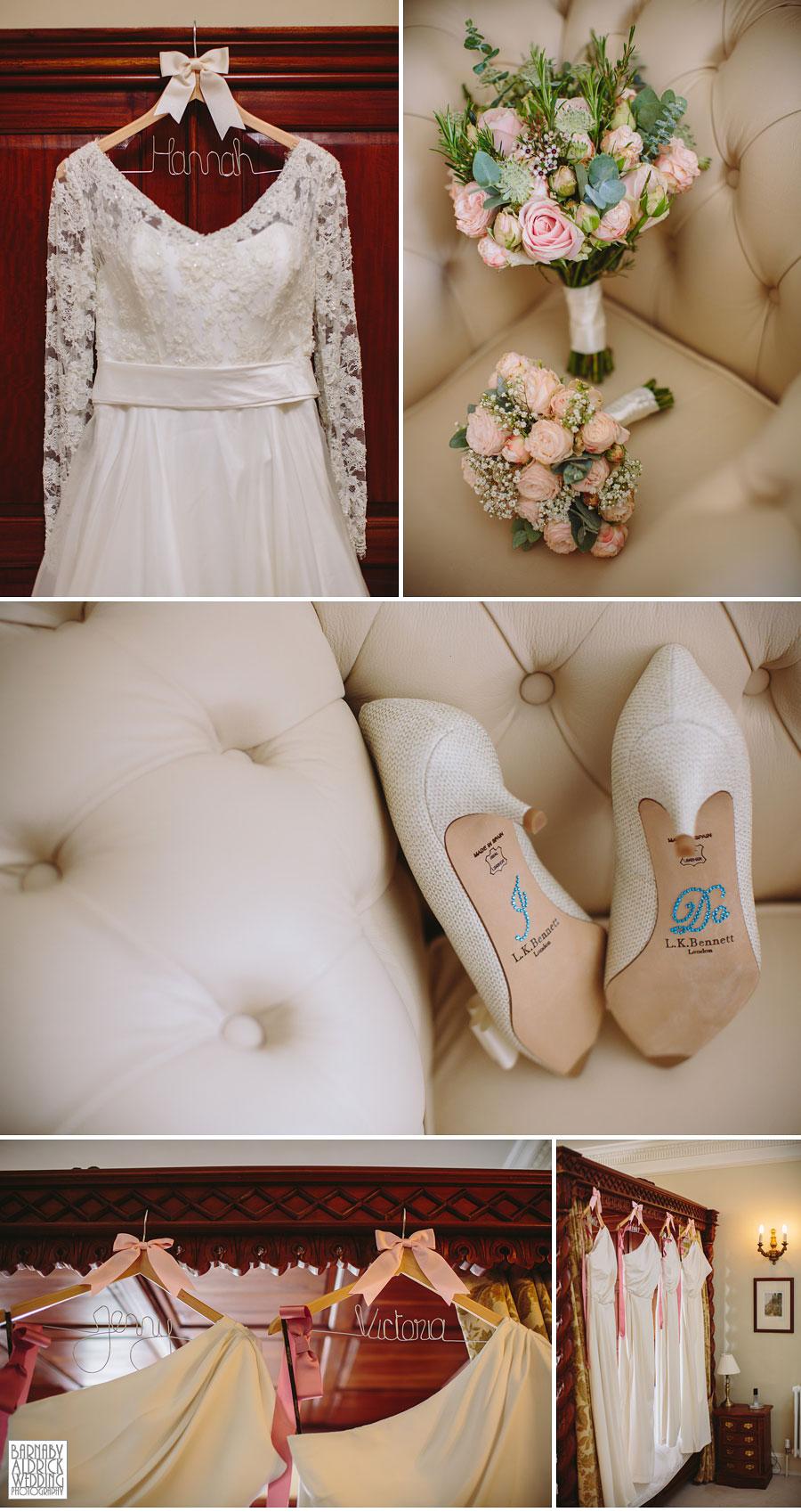 Goldsborough Hall Wedding Photography 007