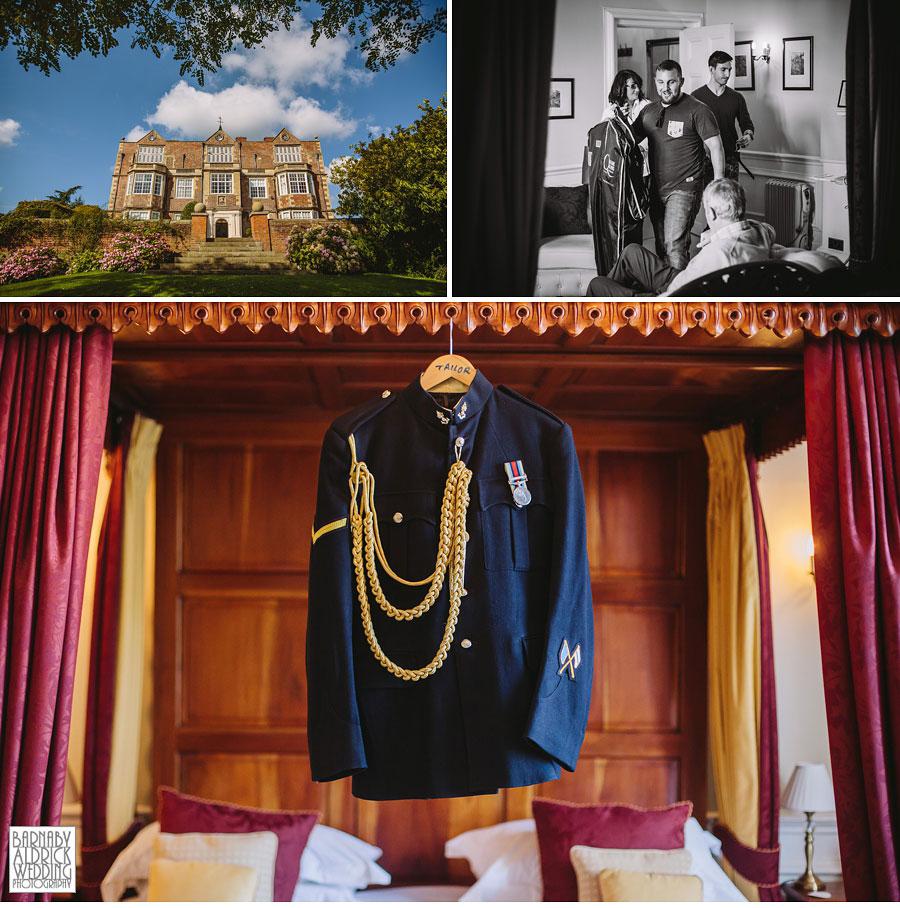 Goldsborough Hall Wedding Photography 010