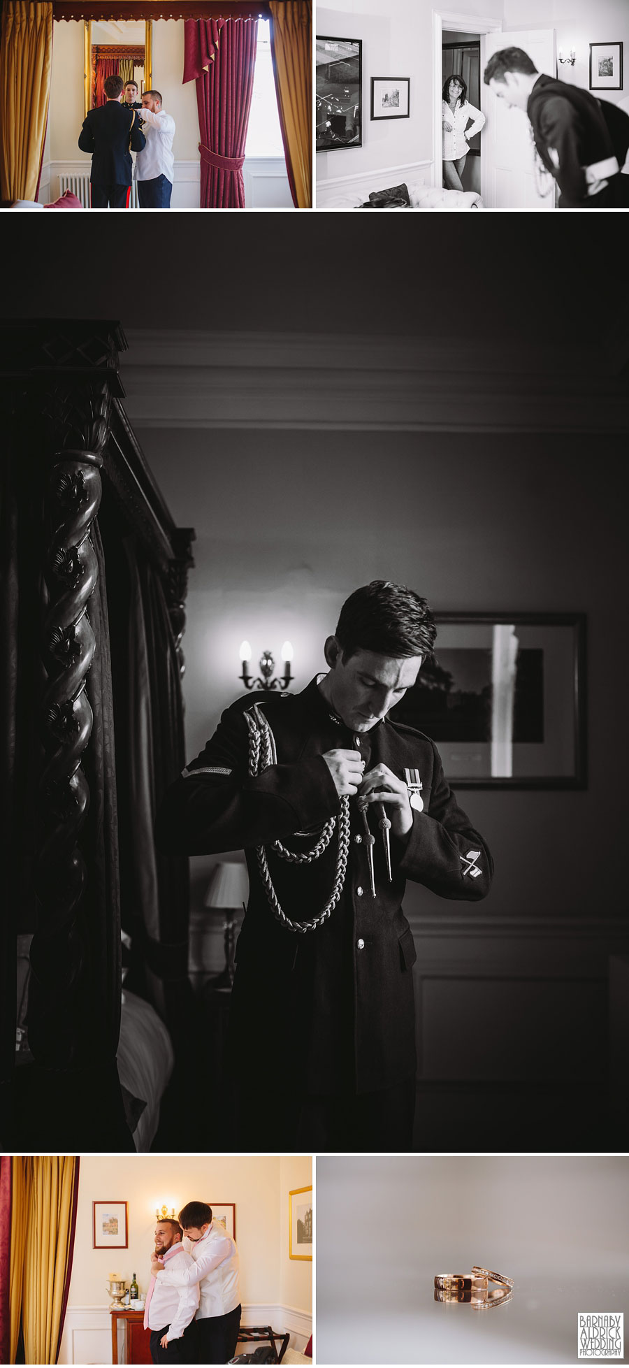Goldsborough Hall Wedding Photography 012