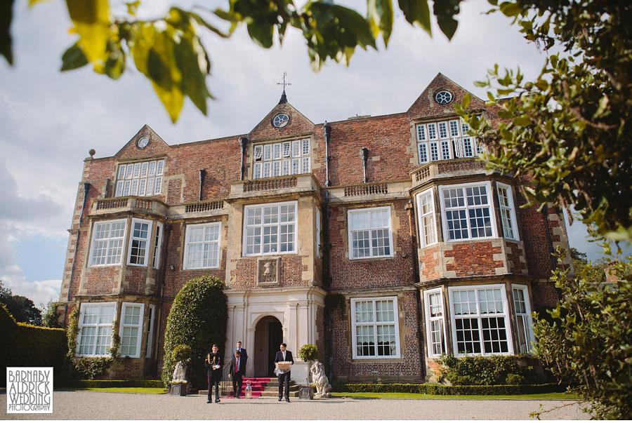Goldsborough Hall Wedding Photography 014