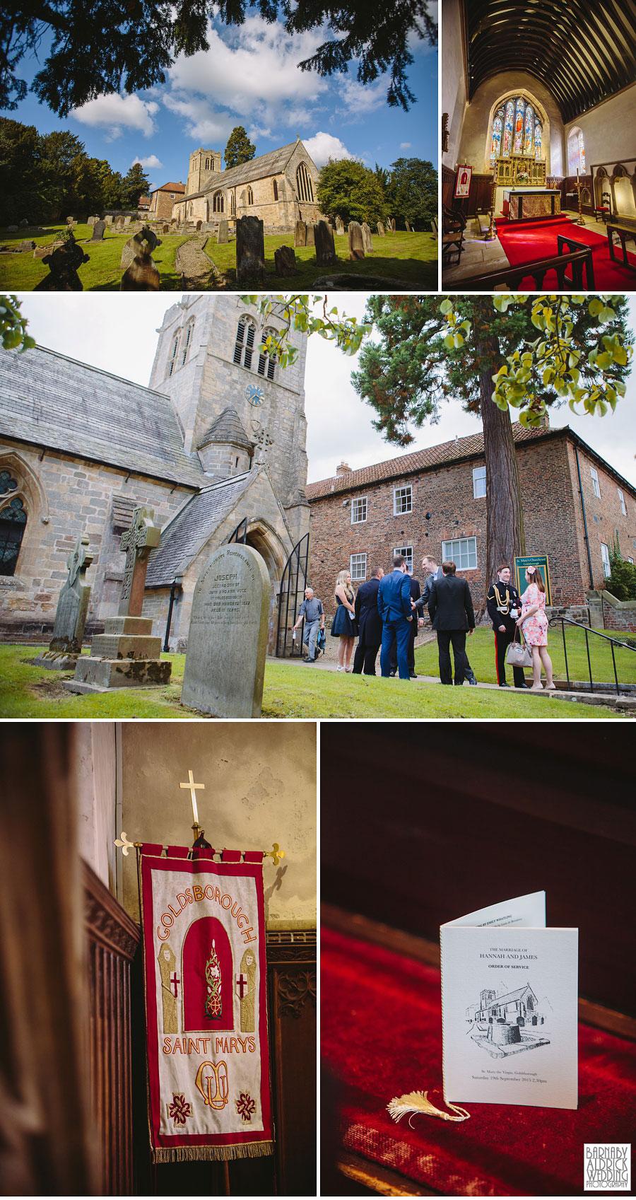 Goldsborough Hall Wedding Photography 015