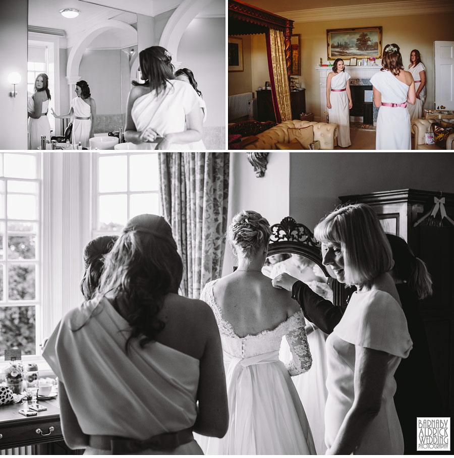 Goldsborough Hall Wedding Photography 018