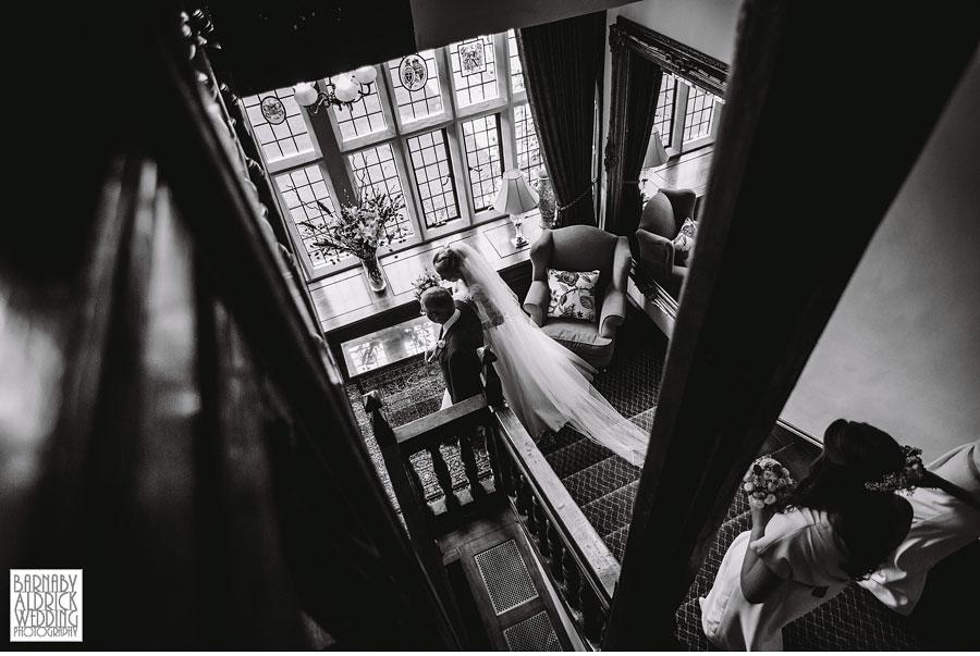 Goldsborough Hall Wedding Photography 021