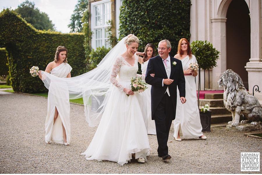 Goldsborough Hall Wedding Photography 022