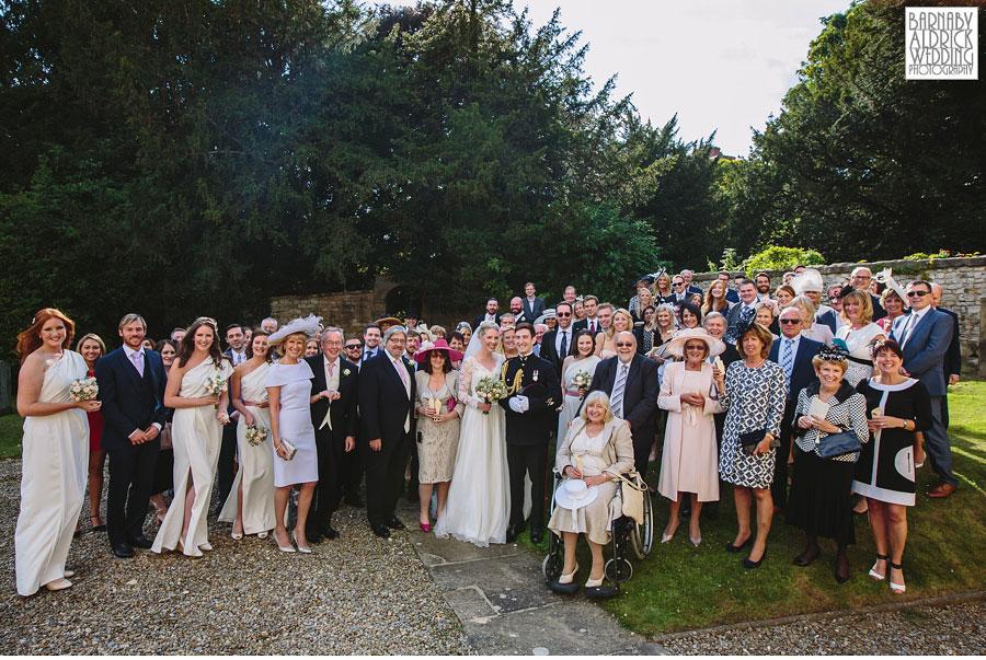 Goldsborough Hall Wedding Photography 032