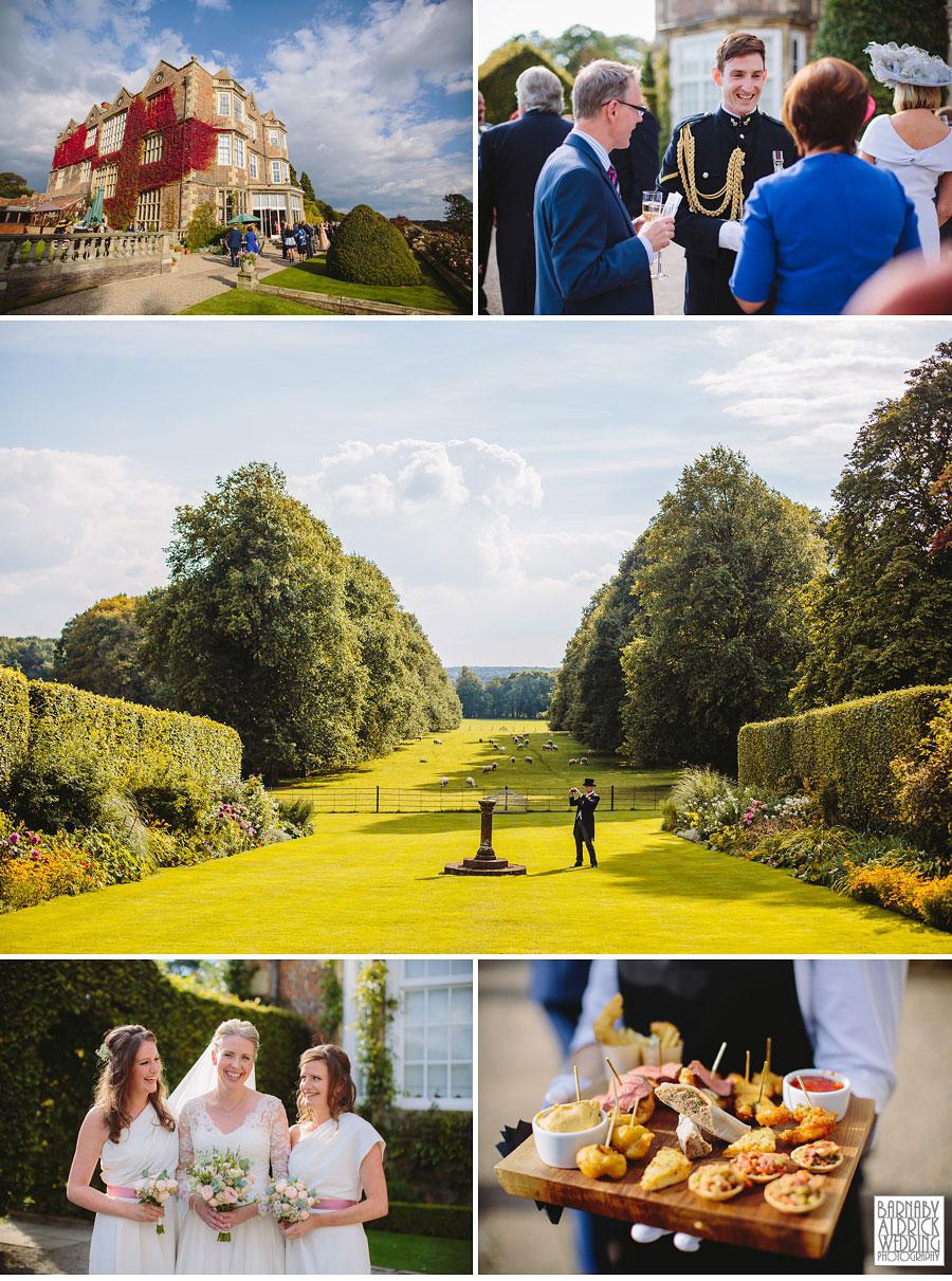 Goldsborough Hall Wedding Photography 035