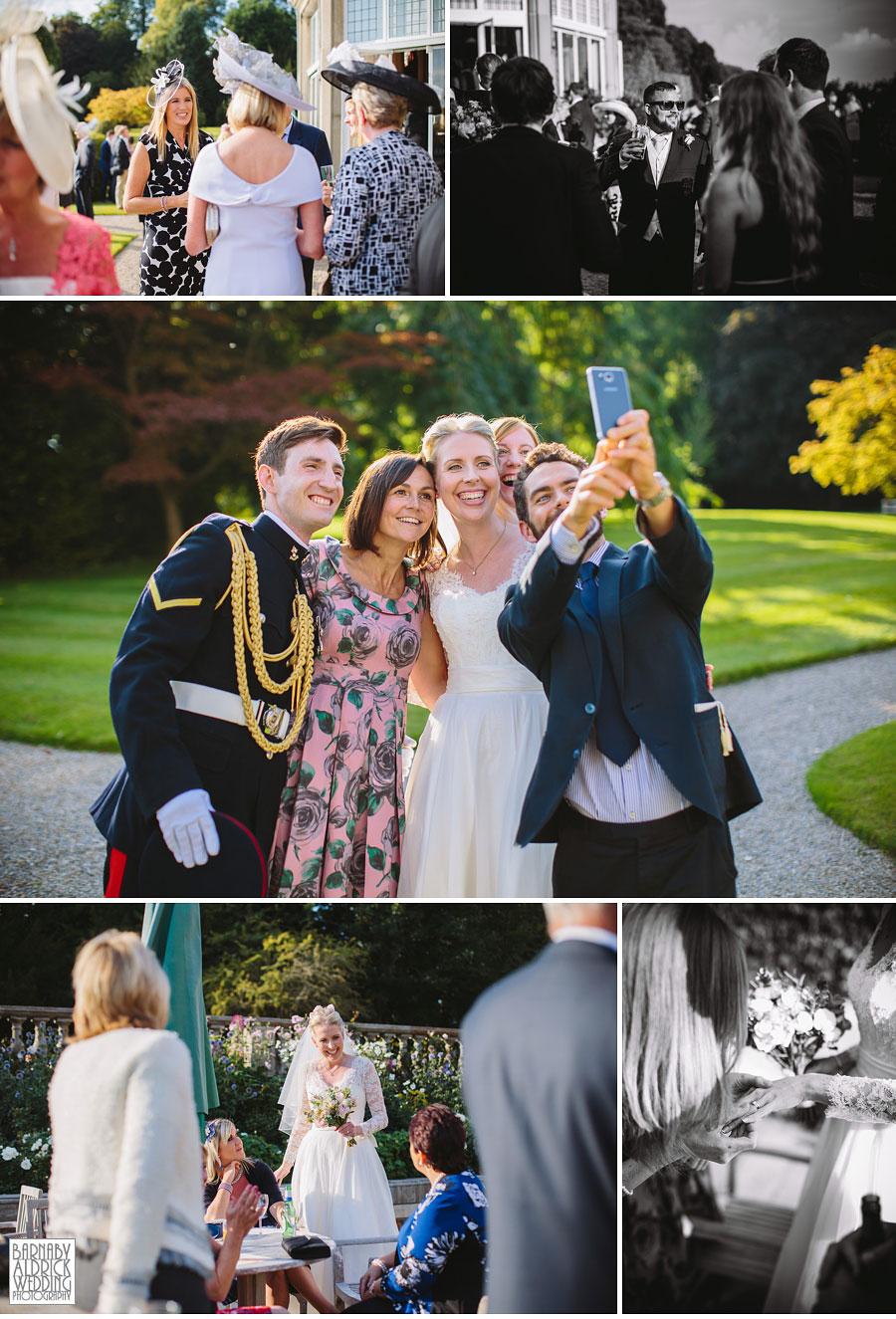 Goldsborough Hall Wedding Photography 036