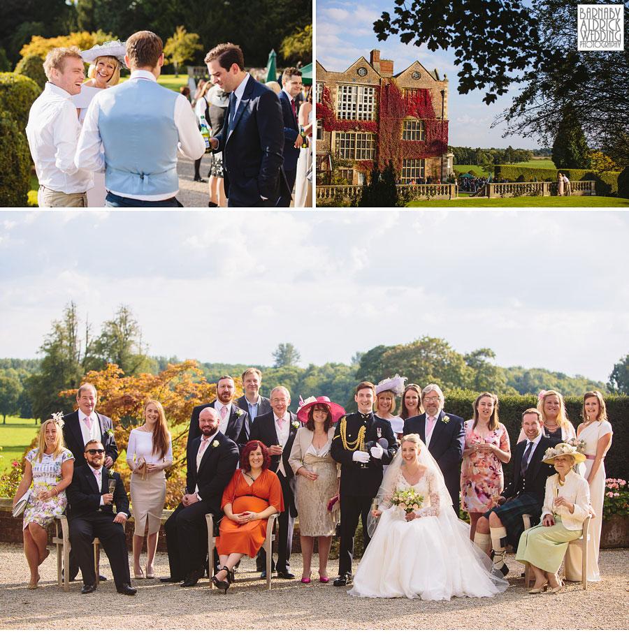 Goldsborough Hall Wedding Photography 038