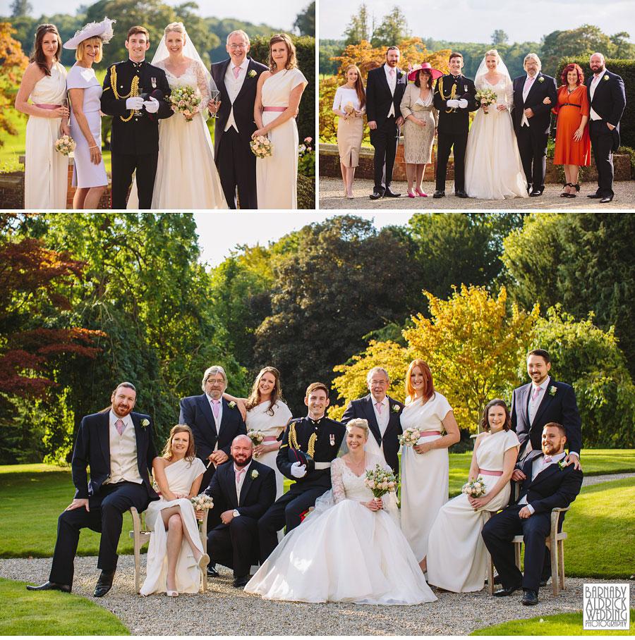 Goldsborough Hall Wedding Photography 039