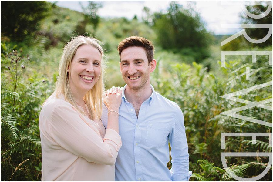 Ilkley Wedding Photographer, Yorkshire Wedding Photography, Cow and Calf Ilkley,  Ilkley West View Park Darwin Gardens Photography,