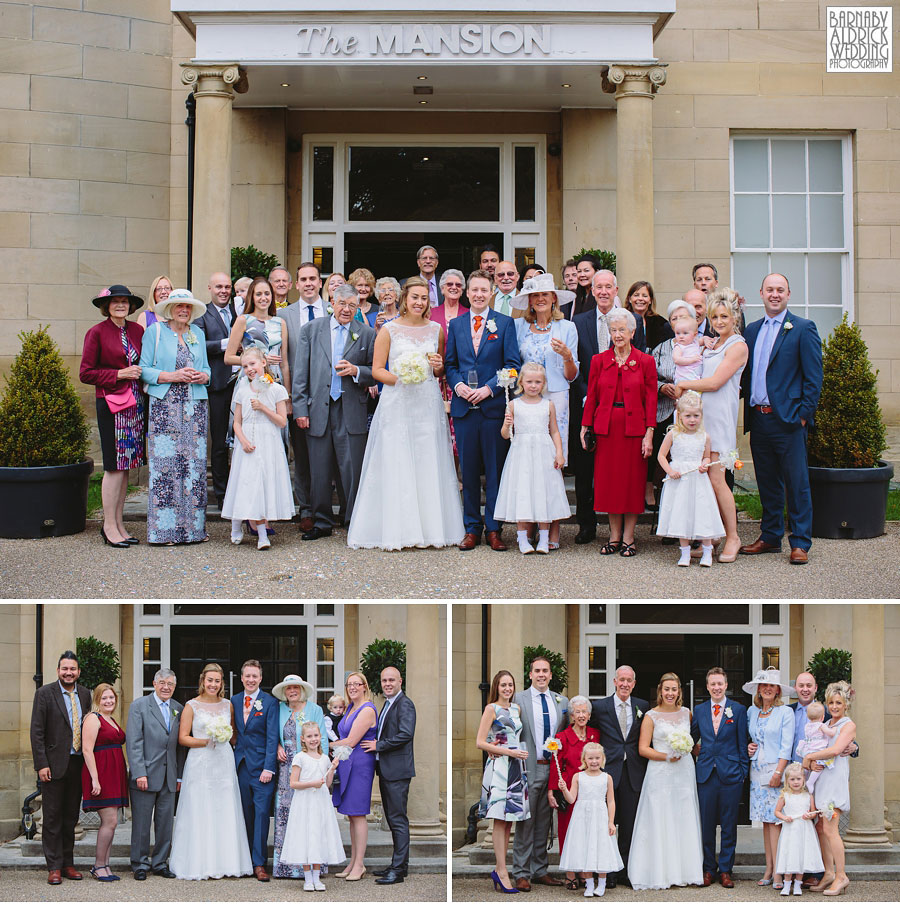The Mansion Leeds Wedding Photography 025