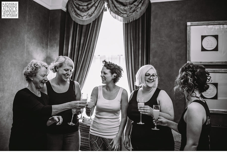 Thorner Village Hall Leeds Wedding Photography by Yorkshire Wedding Photographer Barnaby Aldrick 003