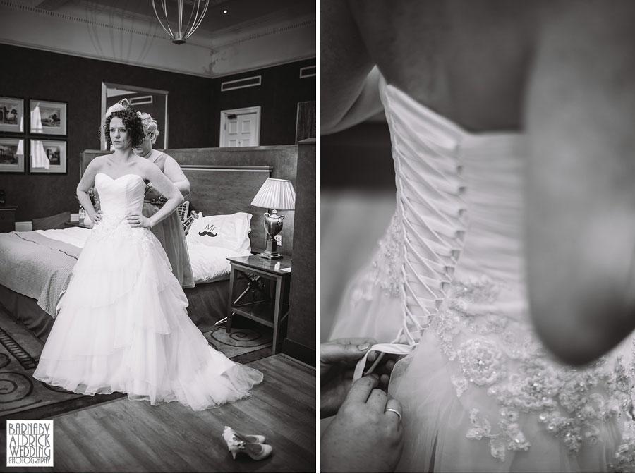 Thorner Village Hall Leeds Wedding Photography by Yorkshire Wedding Photogr apher Barnaby Aldrick 024