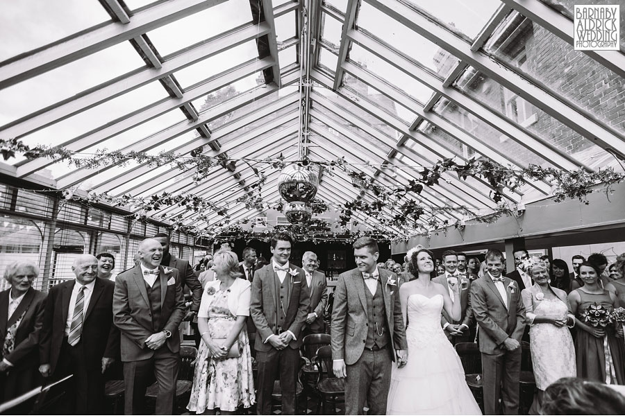 Thorner Village Hall Leeds Wedding Photography by Yorkshire Wedding Photographer Barnaby Aldrick 031