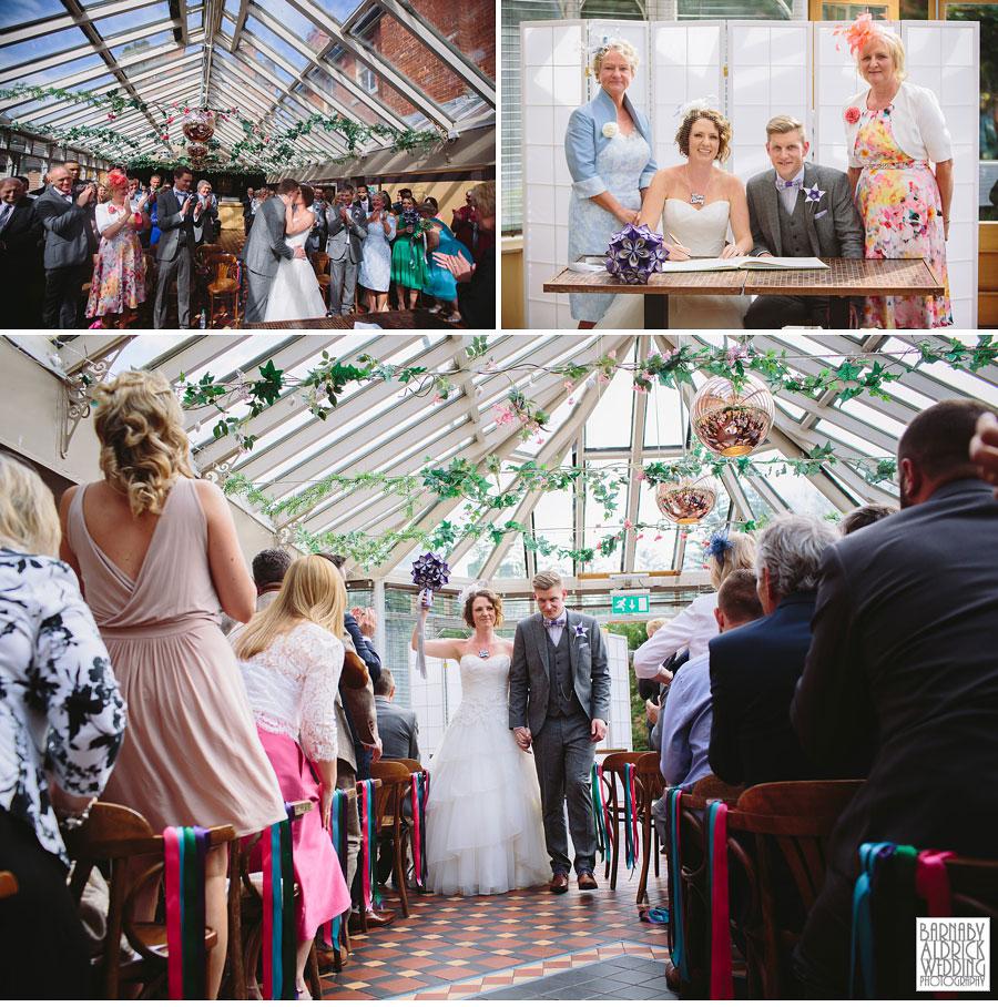 Thorner Village Hall Leeds Wedding Photography by Yorkshire Wedding Photographer Barnaby Aldrick 033