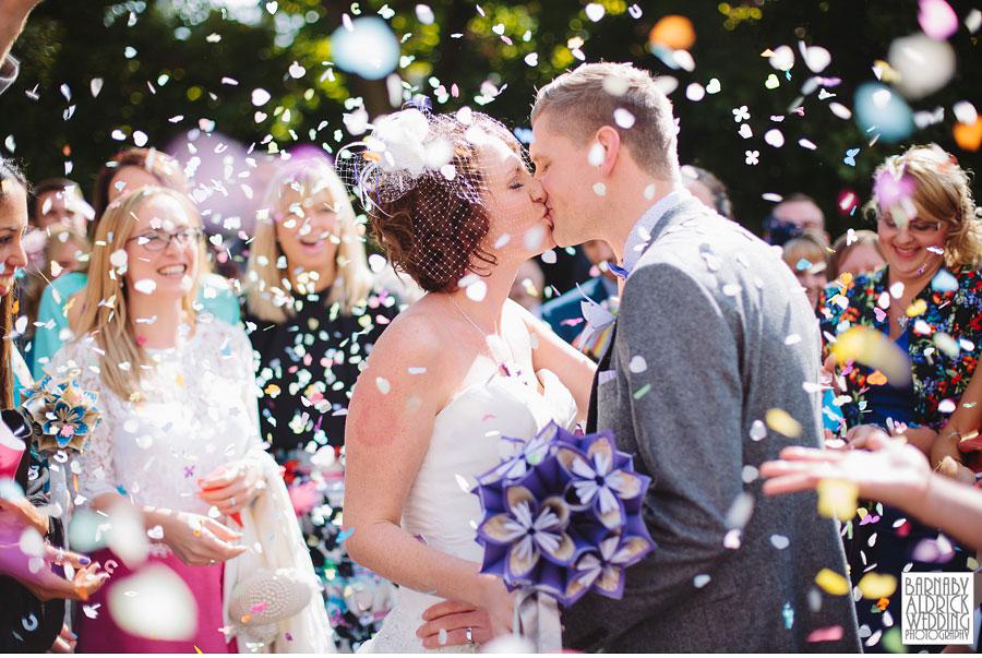 Thorner Village Hall Leeds Wedding Photography by Yorkshire Wedding Photographer Barnaby Aldrick 037