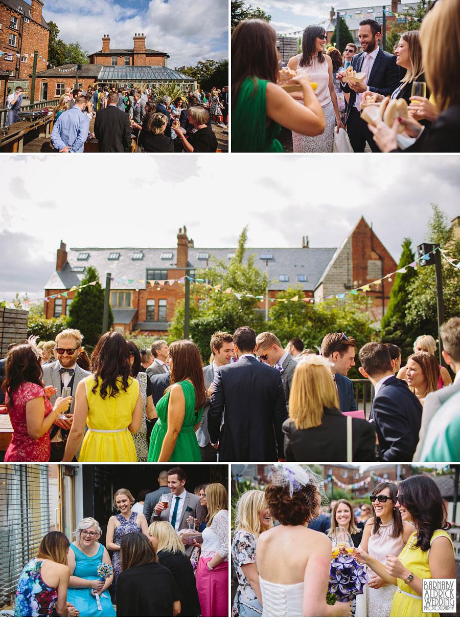 Thorner Village Hall Leeds Wedding Photography by Yorkshire Wedding Photographer Barnaby Aldrick 040