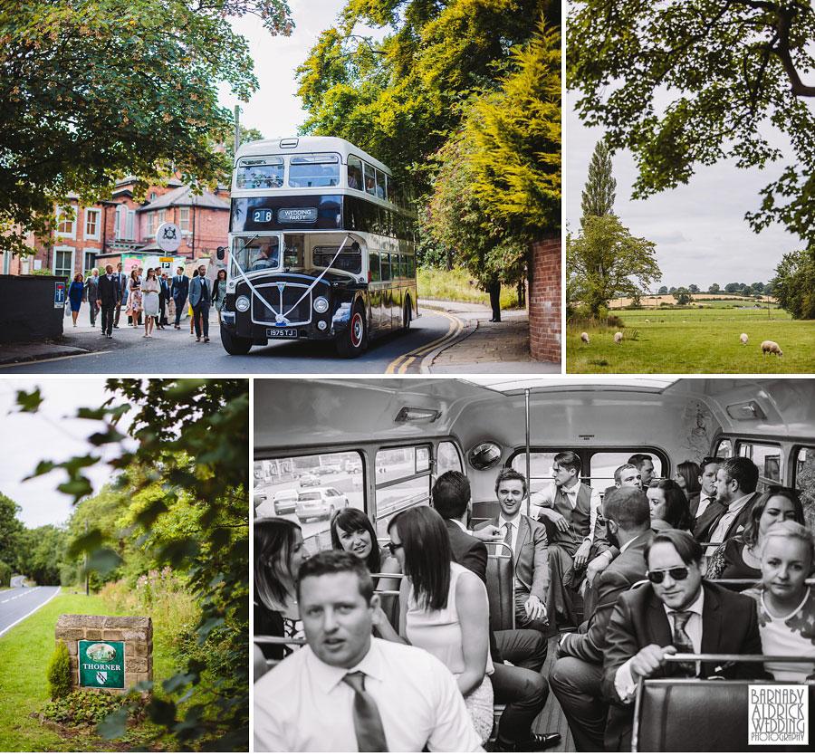 Thorner Village Hall Leeds Wedding Photography by Yorkshire Wedding Photographer Barnaby Aldrick 043