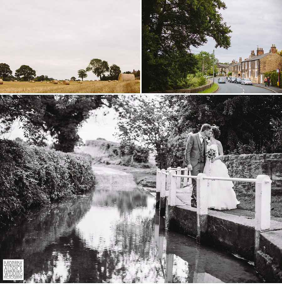 Thorner Village Hall Leeds Wedding Photography by Yorkshire Wedding Photographer Barnaby Aldrick 045