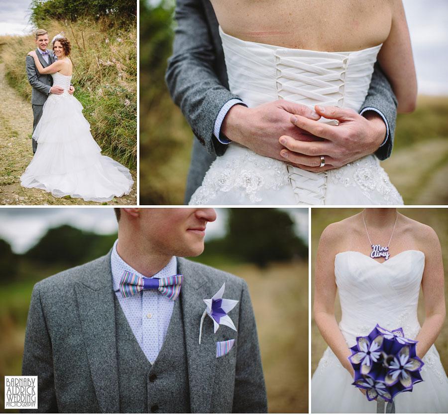 Thorner Village Hall Leeds Wedding Photography by Yorkshire Wedding Photographer Barnaby Aldrick 048