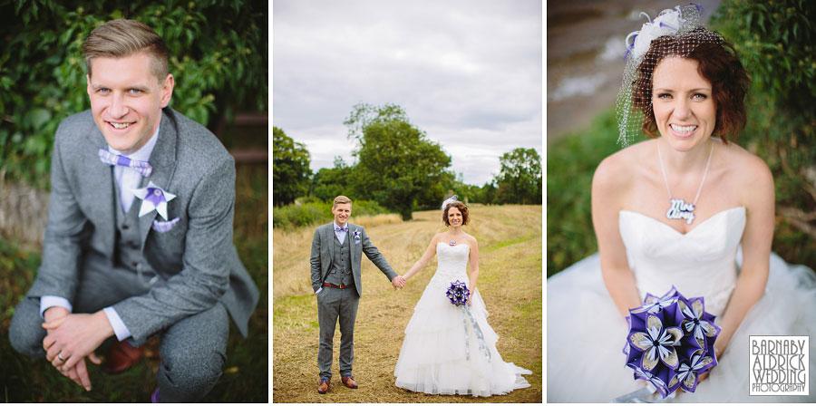 Thorner Village Hall Leeds Wedding Photography by Yorkshire Wedding Photographer Barnaby Aldrick 049