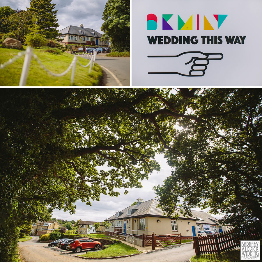 Thorner Village Hall Leeds Wedding Photography by Yorkshire Wedding Photographer Barnaby Aldrick 050