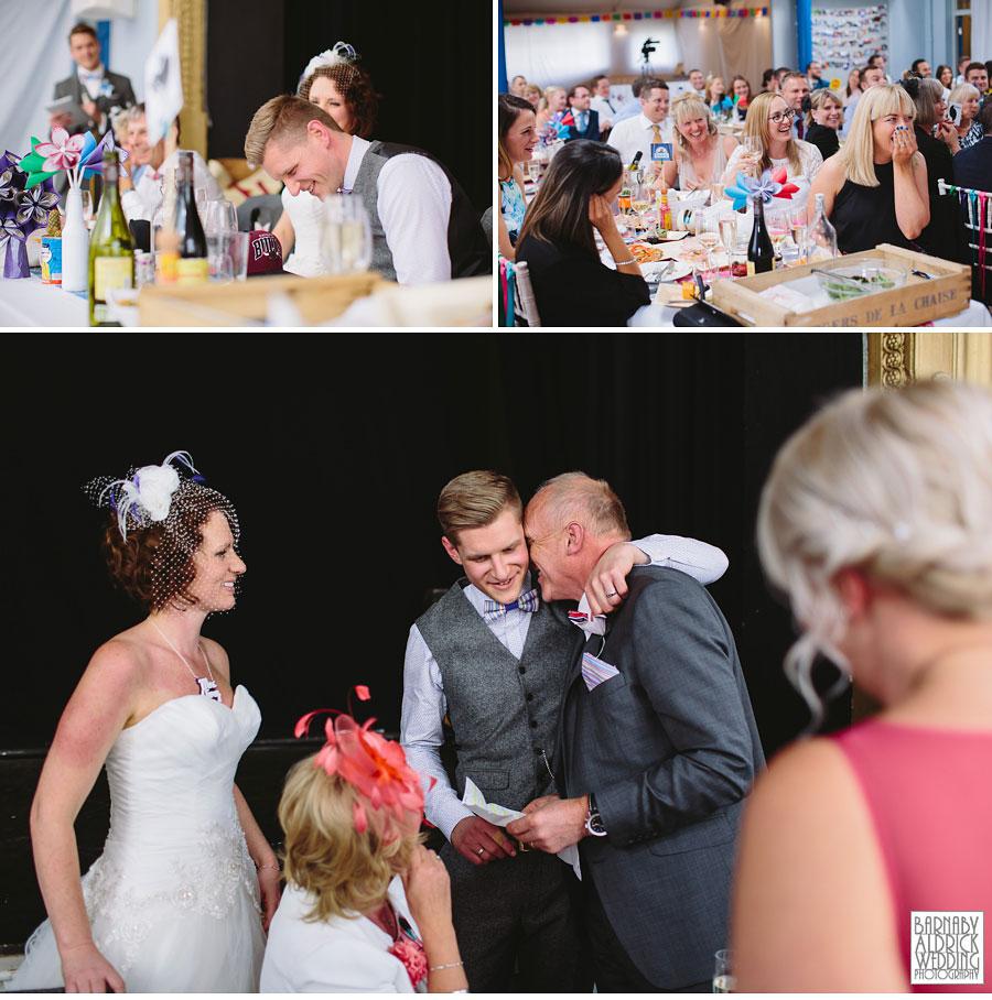 Thorner Village Hall Leeds Wedding Photography by Yorkshire Wedding Photographer Barnaby Aldrick 055