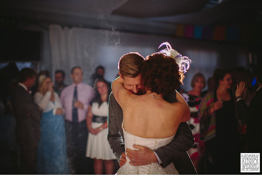 Thorner Village Hall Leeds Wedding Photography by Yorkshire Wedding Photographer Barnaby Aldrick 062