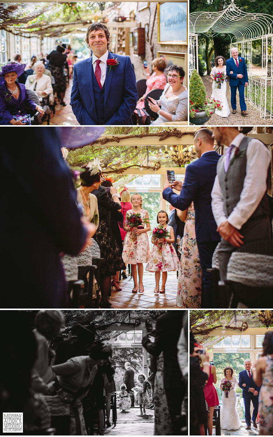 Crab and Lobster Thirsk Wedding Photography Yorkshire 018