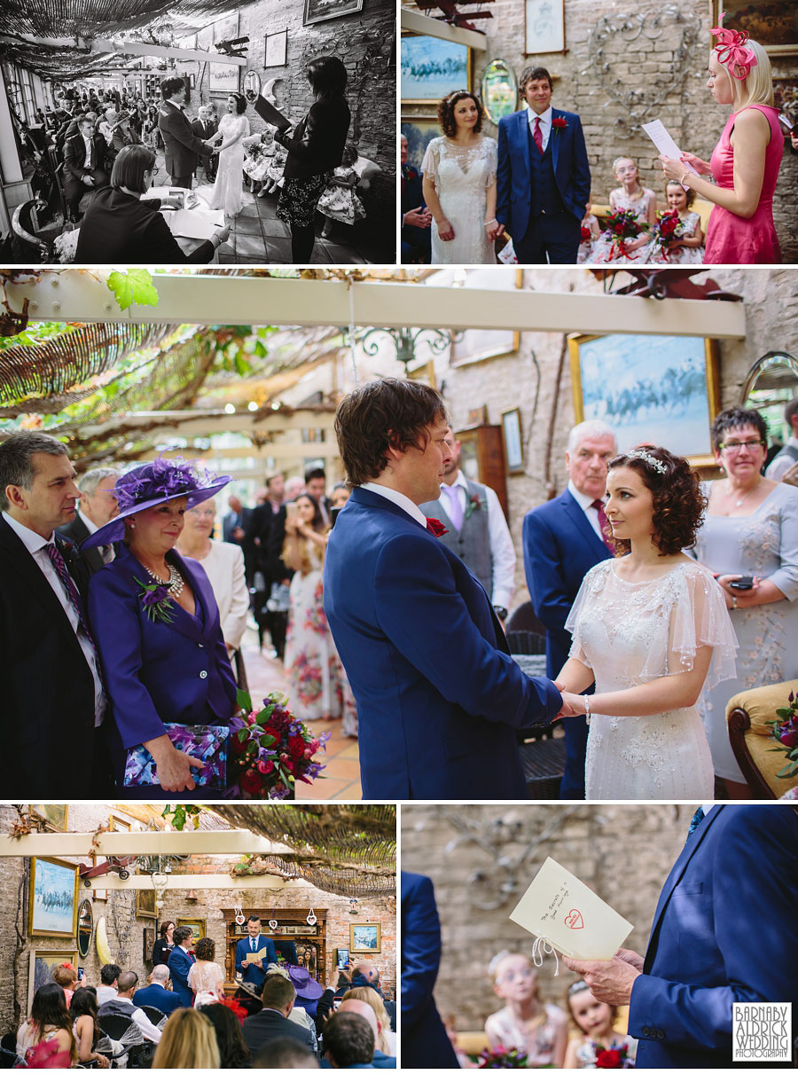 Crab and Lobster Thirsk Wedding Photography Yorkshire 021