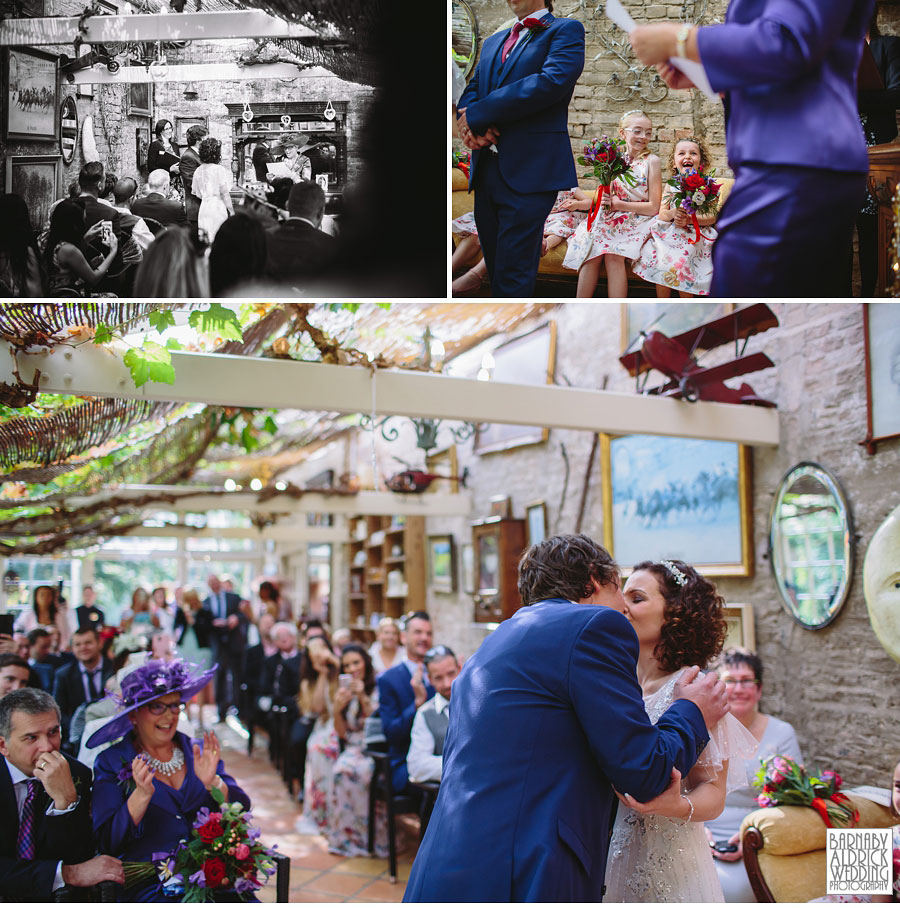 Crab and Lobster Thirsk Wedding Photography Yorkshire 022