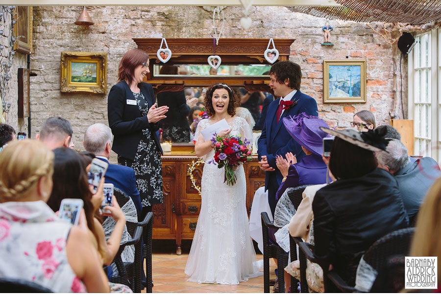 Crab and Lobster Thirsk Wedding Photography Yorkshire 024