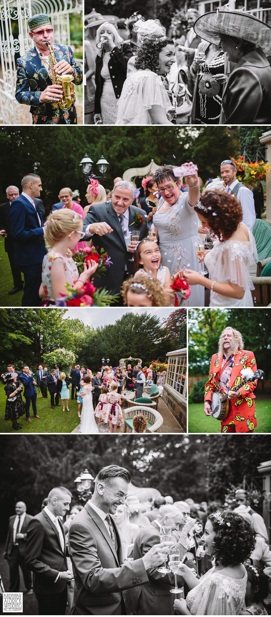 Crab and Lobster Thirsk Wedding Photography Yorkshire 027