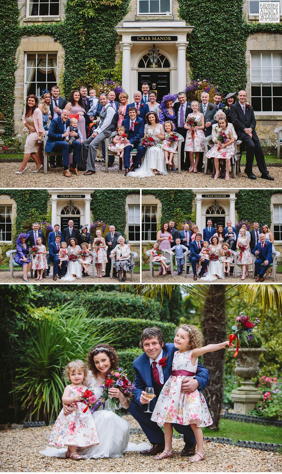 Crab and Lobster Thirsk Wedding Photography Yorkshire 032