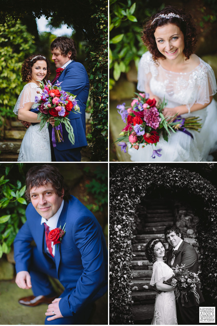 Crab and Lobster Thirsk Wedding Photography Yorkshire 038
