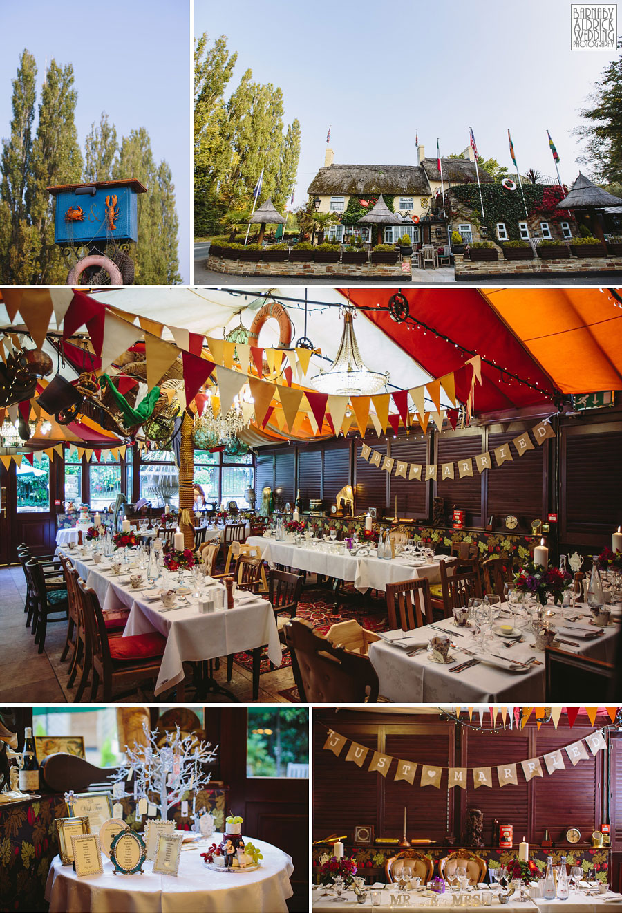Crab and Lobster Thirsk Wedding Photography Yorkshire 040