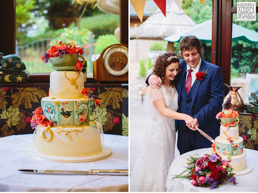 Crab and Lobster Thirsk Wedding Photography Yorkshire 043