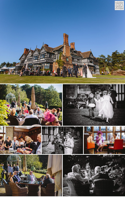 Hillbark Hotel The Wirral Wedding Photography 025