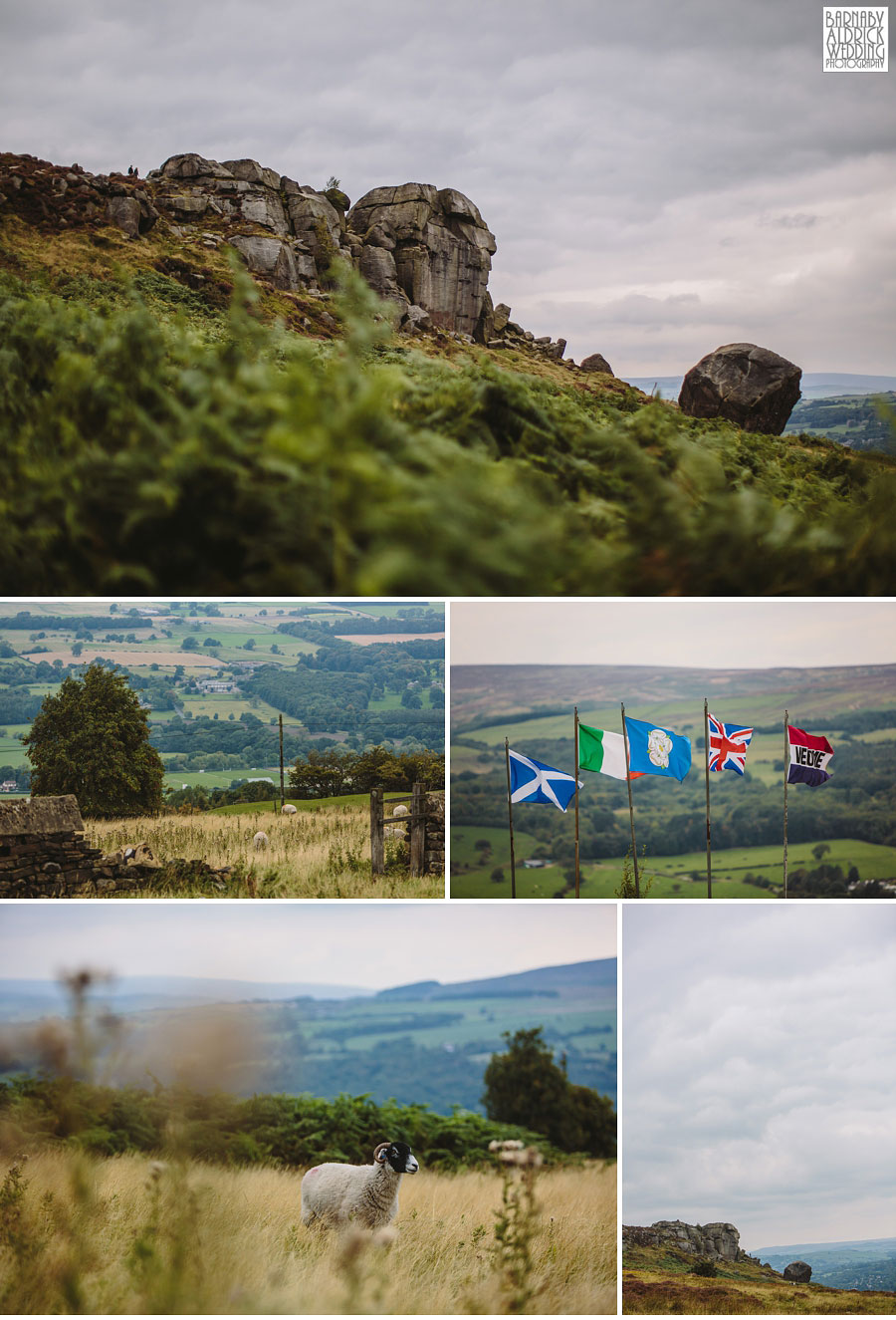 Otley Chevin Pre Wedding Photography 002