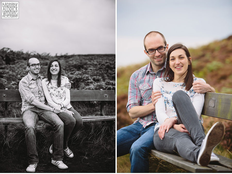 Otley Chevin Pre Wedding Photography 007