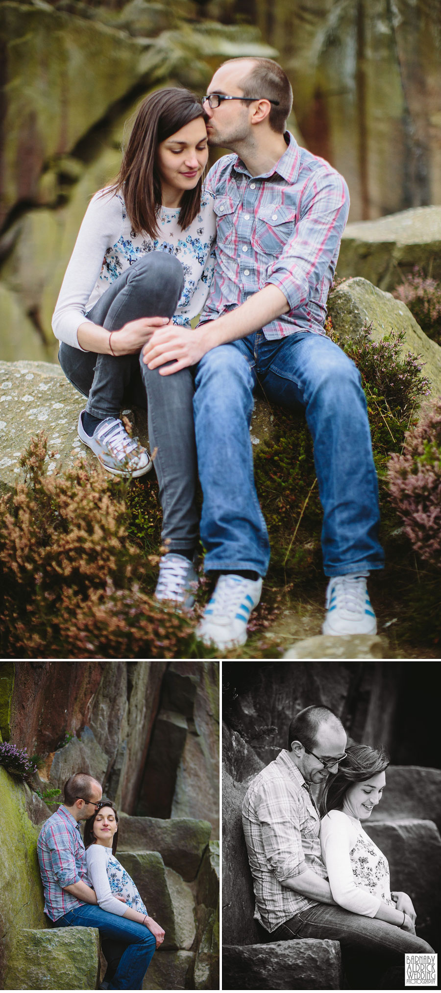 Otley Chevin Pre Wedding Photography 010