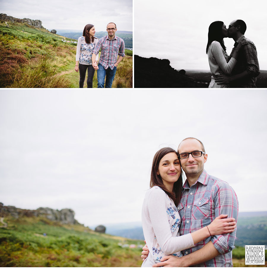 Otley Chevin Pre Wedding Photography 013
