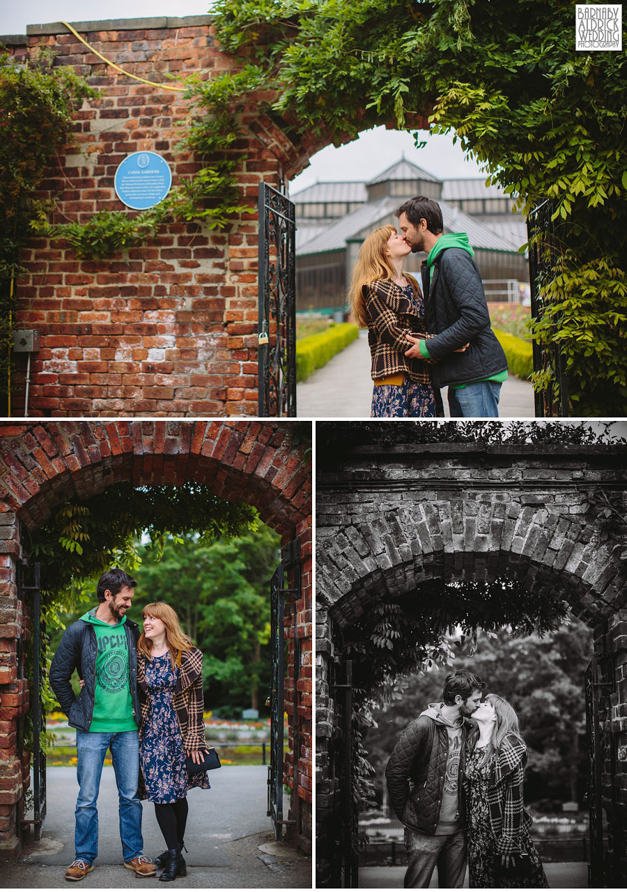 Roundhay Park Leeds Pre Wedding Photography 007