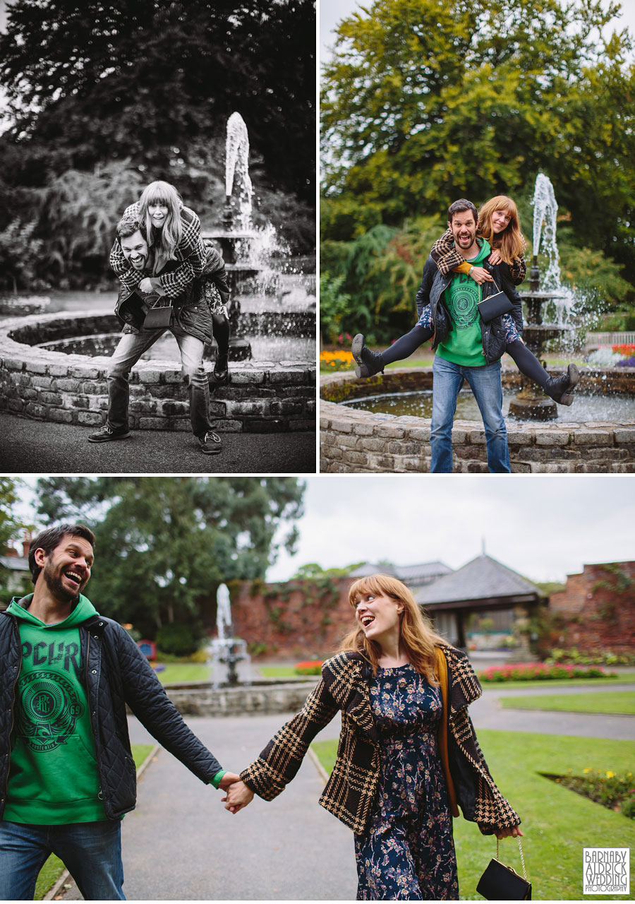 Roundhay Park Leeds Pre Wedding Photography 009