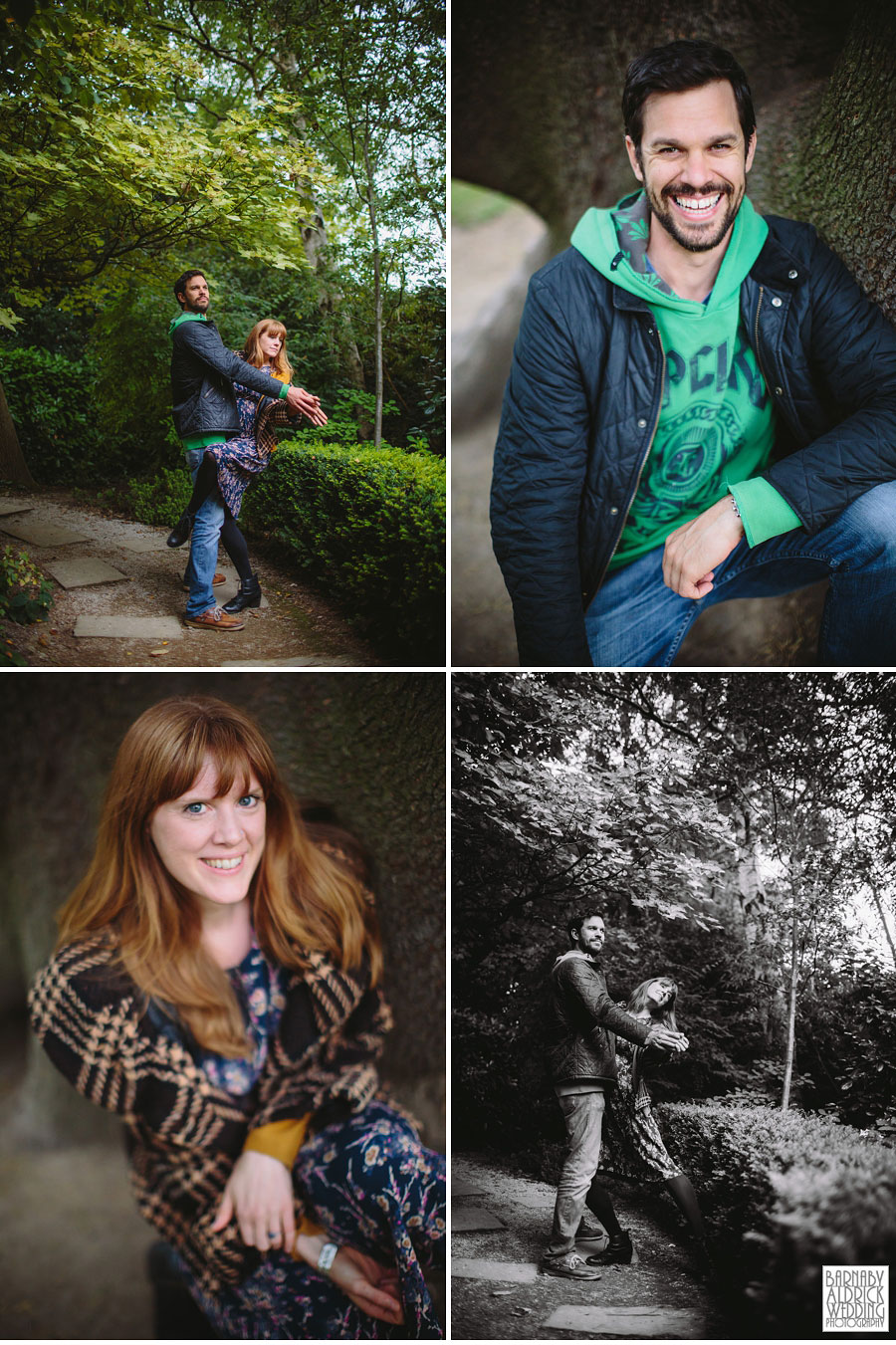 Roundhay Park Leeds Pre Wedding Photography 010