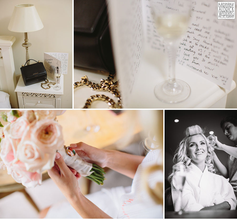 Priory Cottages Wedding Photography Wetherby Yorkshire 007