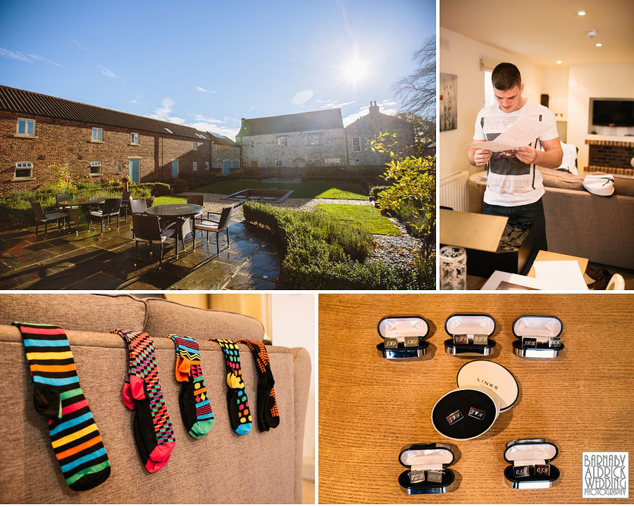 Priory Cottages Wedding Photography Wetherby Yorkshire 011