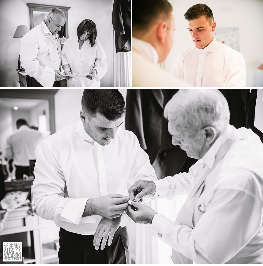 Priory Cottages Wedding Photography Wetherby Yorkshire 013